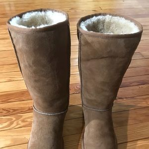 UGG Shoes - UGG Classic Tall Chestnut Boots